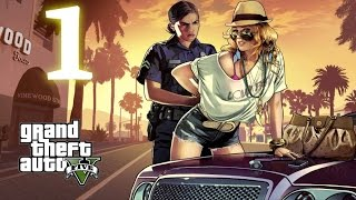 GTA 5 - PART 1 - STORY MODE | HINDI Gaming