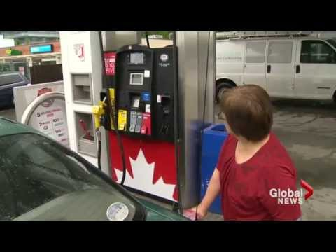 Fuelling Canada's Inflation Rate