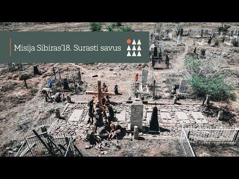 Download Misija Sibiras'18. Surasti savus