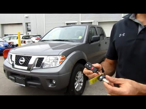 2018 Nissan Frontier SV Crew Cab 4x4 In Depth Walk Around And Review