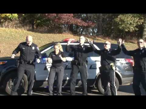 Got Moves? Hillsdale Police Officers 'Can't Stop The Feelin'