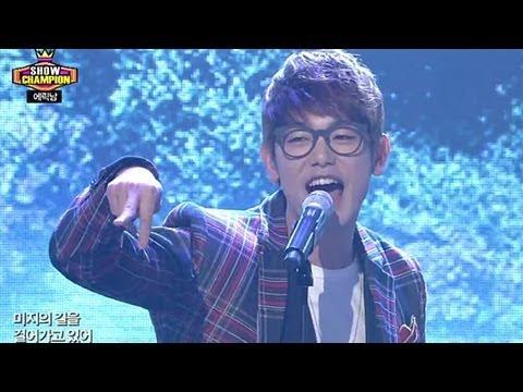 ERIC NAM - Heaven's door, 에릭남 - 천국의 문, Show champion 20130130