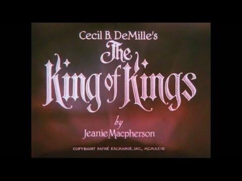Full Movie (silent movie), King of Kings 1927, Great film :)