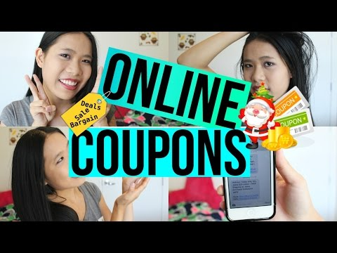 How to SAVE MONEY online! How to Find Online Coupons! | lexyheartsbeauty