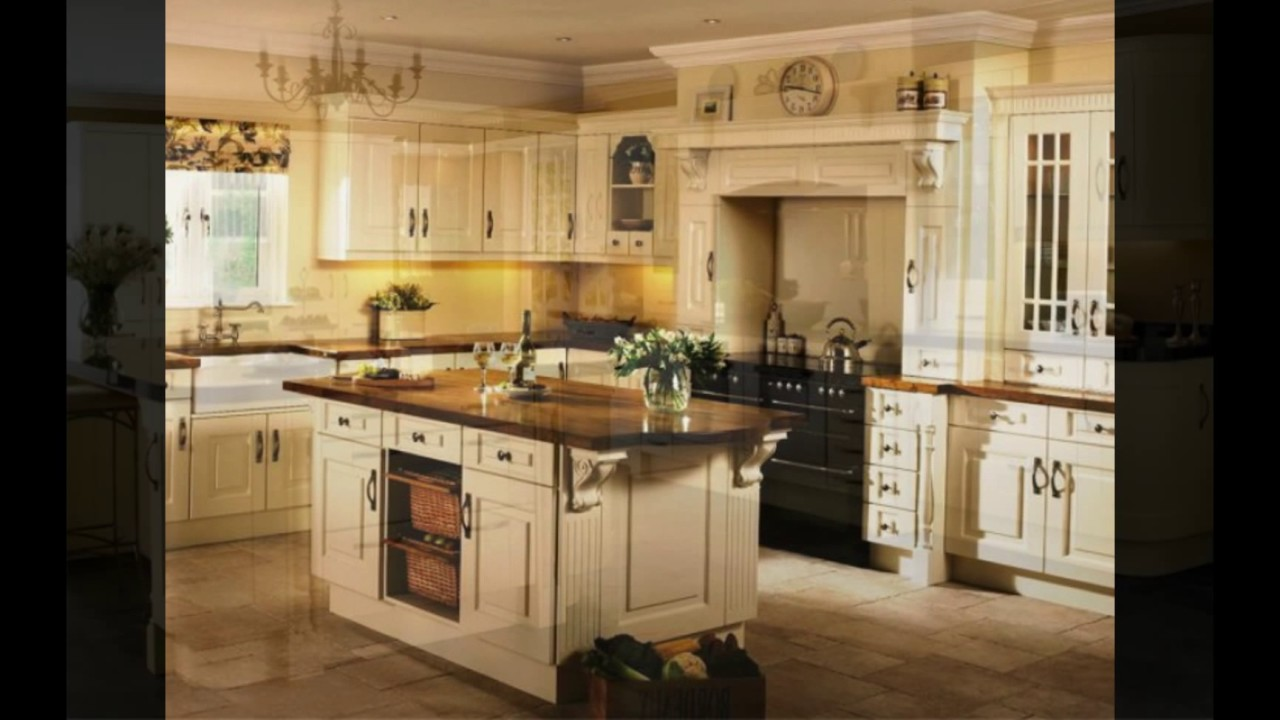 Merveilleux Enchanting Cream Colored Kitchen Cabinets For Your Kitchen