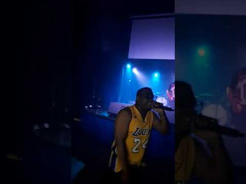 Blow_flyy Feature Performance at the Revival in Toronto May 25 2018  {video clip#3}
