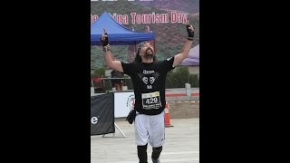 Great wall marathon - motivation