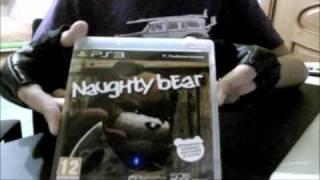 GameRaiser: QuickUnboxing - Naughty Bear