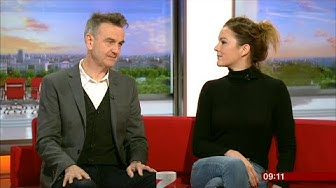 CAPITAL Interview Rachael Stirling & Peter Bowker