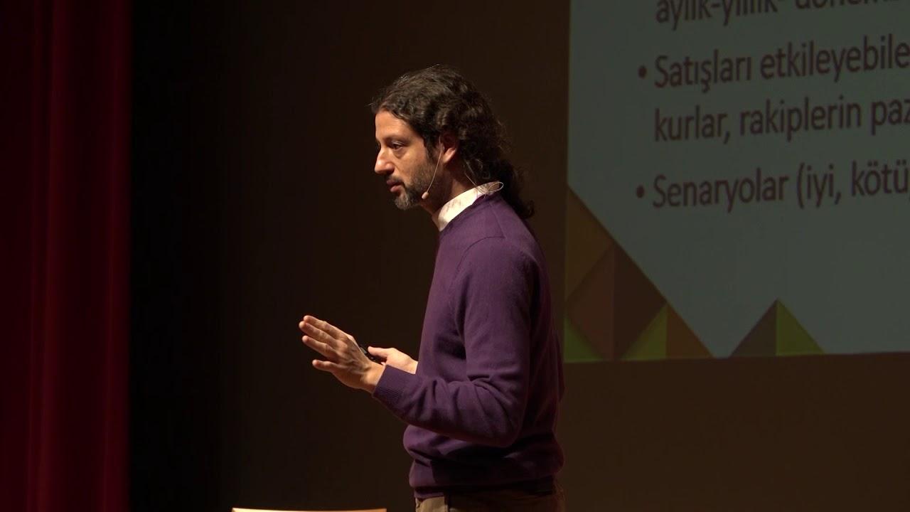 İzel Levi Coskun | Varsayımlar ve Fizibilite (Bu Gençlikte İŞ Var! 2018 Eğitim Kampı)