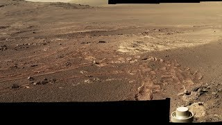 Opportunity's last images from Mars (4K UHD)