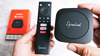 Dynalink 4K Official ATV Box - Official Android TV OS - Netflix 4K - Under $50 - Any Good?