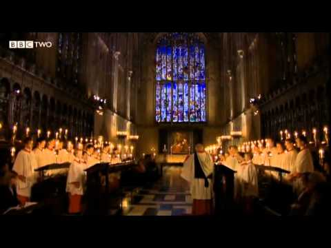 King's College Cambridge 2014 Easter #15 Crux Fidelis Kng John IV of Portugal