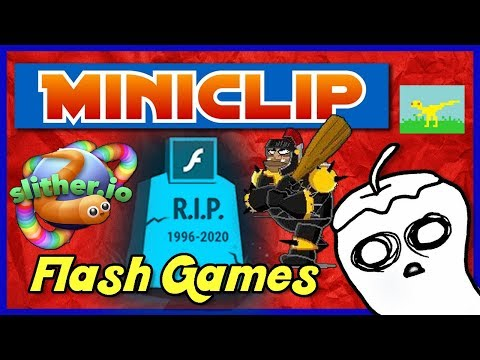 The End Of Flash Games? - MINICLIP