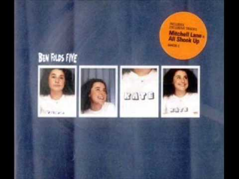 Ben Folds Five - All Shook Up