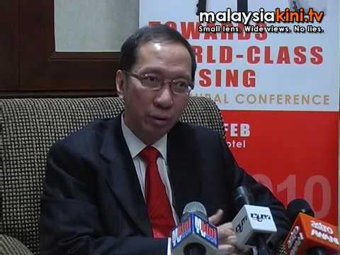 Keng Yaik statment: Prove he's wrong