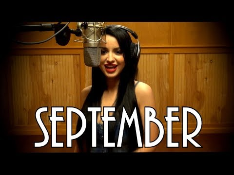 September cover - Earth Wind And Fire - Tori Matthieu - Ken Tamplin Vocal Academy