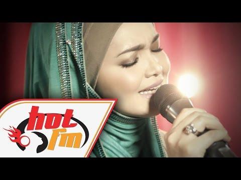SITI NURHALIZA - LEBIH INDAH (LIVE) - Akustik Hot - #HotTV