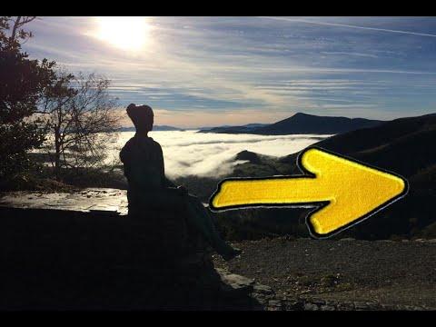 La flecha amarilla en el Camino de Santiago, Fray Paco Castro ofm