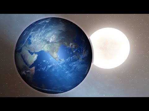 I Made Earth Bigger Than the Sun and This Happened - Universe Sandbox 2