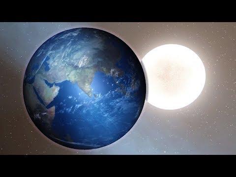 I Made Earth Bigger Than the Sun and This Happened - Universe Sandbox 2