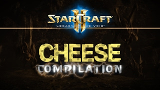StarCraft 2 - Legacy of the Void 2017 - Cheesy Games Compilation #3!