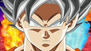 ¿Goku Black Podrá Alcanzar El Super saiyajin blanco?