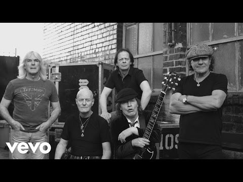 AC/DC - Rock The Blues Away (Behind the Scenes)