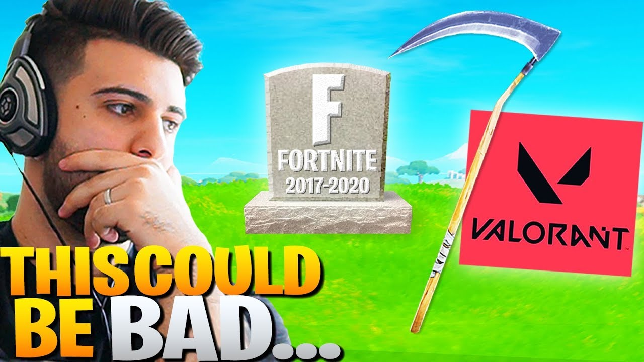 Why Fortnite Players Should Be SCARED Of Valorant...