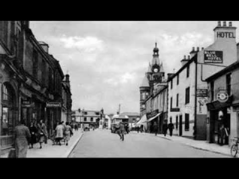 Ancestry Genealogy Photographs Lockerbie Dumfries And Galloway Scotland