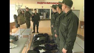 Призывной пункт в Казани