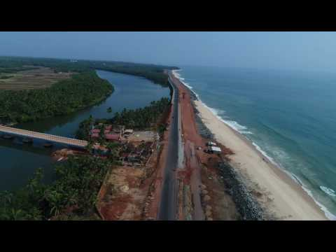 Aerial Photography | Best Drone Video 2017 | Coastal Karnataka from the sky