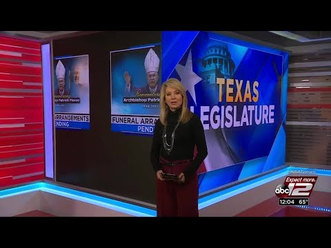 Lawmakers convene for opening day of the Texas Legislature