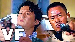 MANHUNT Bande Annonce VF (Action, 2019)