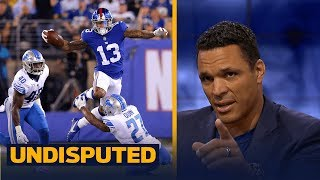 Tony Gonzalez on Odell Beckham