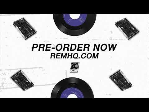 R.E.M. - Radio Free Europe (Original Hib-Tone Single) Reissue Announcement