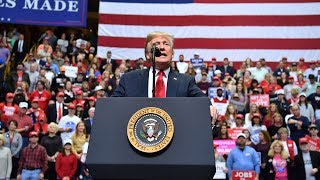 Watch Live: Trump holds campaign rally in Cleveland, Ohio