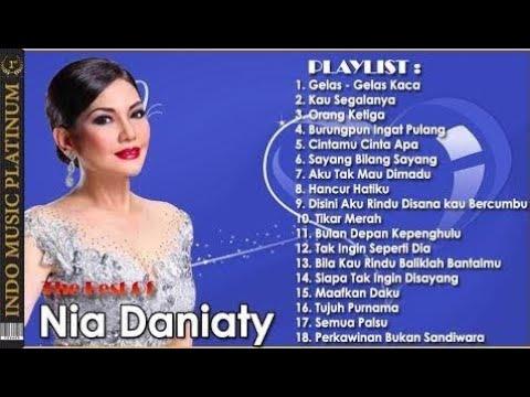 Nia Daniaty - Seleksi Lagu Terbaik Sepanjang Karir - HQ Audio !!!