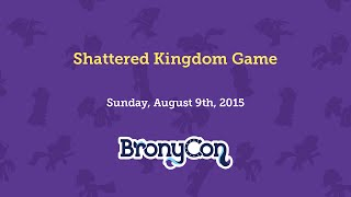 Shattered Kingdom Game