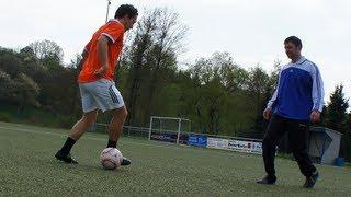Tricksen wie Cristiano Ronaldo & Messi? Fußballtricks für Kids | DVDFussballtrainer | freekickerz