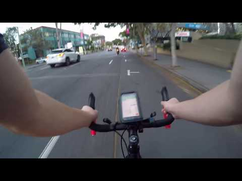 MAKING MONEY$$$ | UBER EATS BRISBANE CITY BY BICYCLE