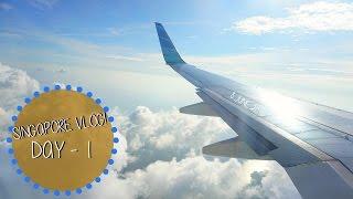 Singapore VLOG! [1]: Si Takut Naik Pesawat