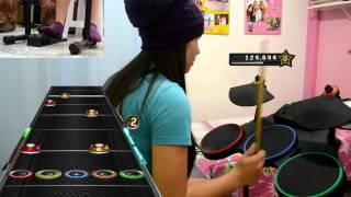 Guitar Hero 5 - Afterlife (Drums - Medium) By TaiPoynter
