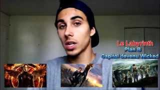 Théorie #1 : HungerGames, Divergent, Labirynth,