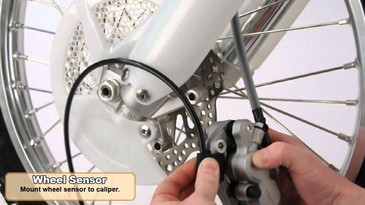Voyager Gps Install Crf450r 2011 Youtube