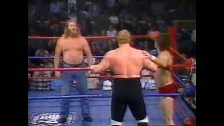 (12.5 MB) Scott & Bill Irwin vs Leon White (Vader) & Buck Zumhofe Mp3