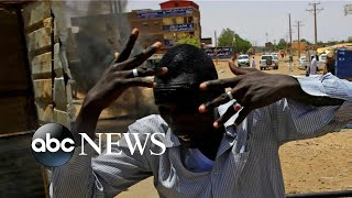 Military takes control of Sudanese government