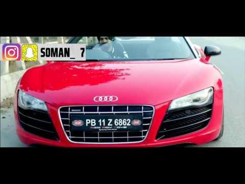 Audi    Badshah    Full Video Song    Latest Punjabi Songs 2017
