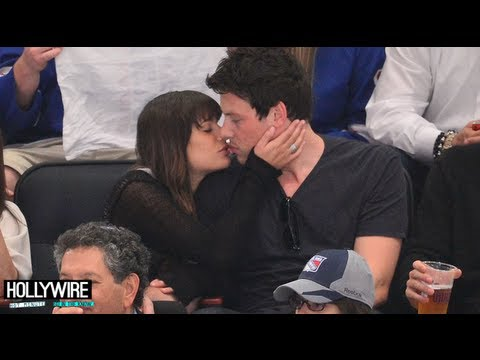 Glee's Cory Monteith On First Make-Out Session - Tegan & Sara Interview