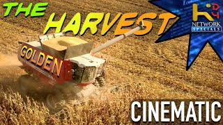 Golden Corn Harvest [CINEMATIC-4K]